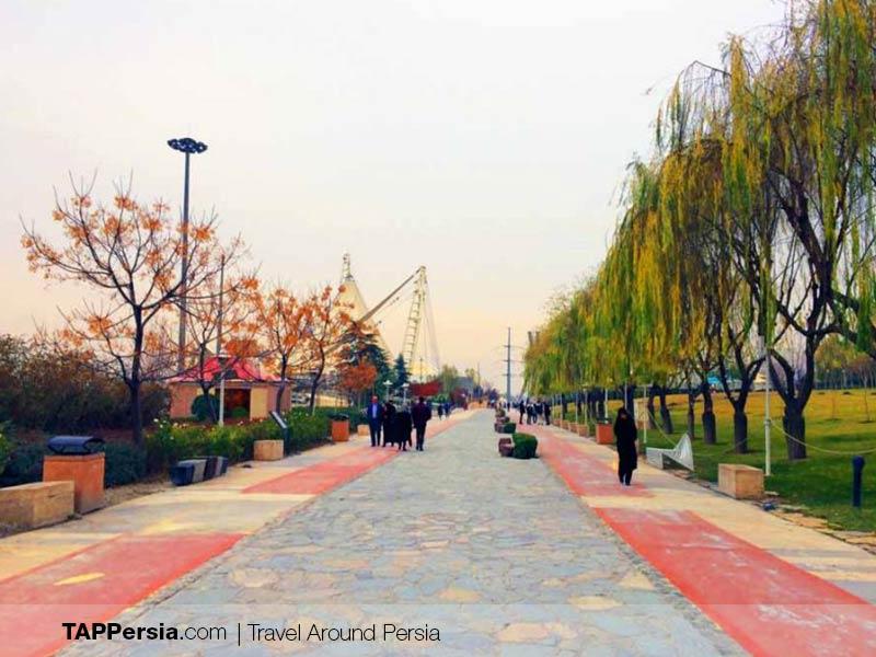 Ab-o-Atash Park - Tehran