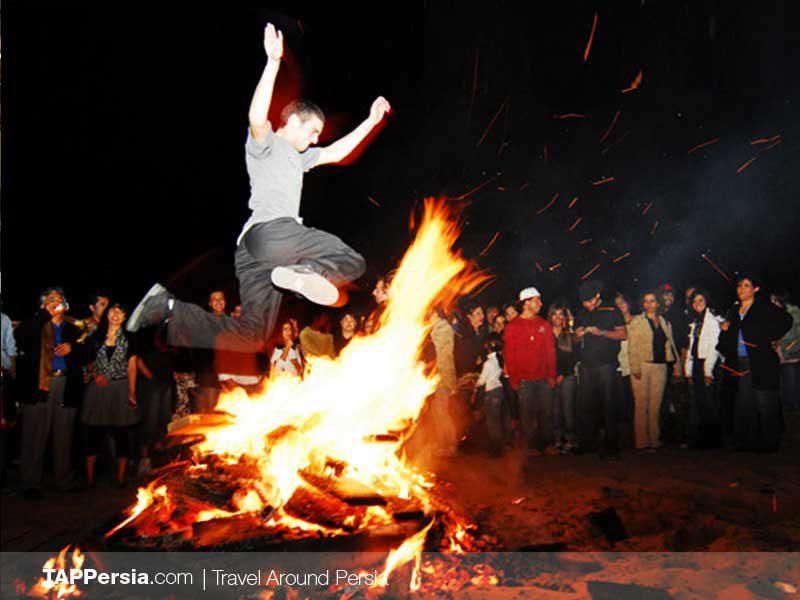 Chaharshanbe Suri Festival | Iran Event