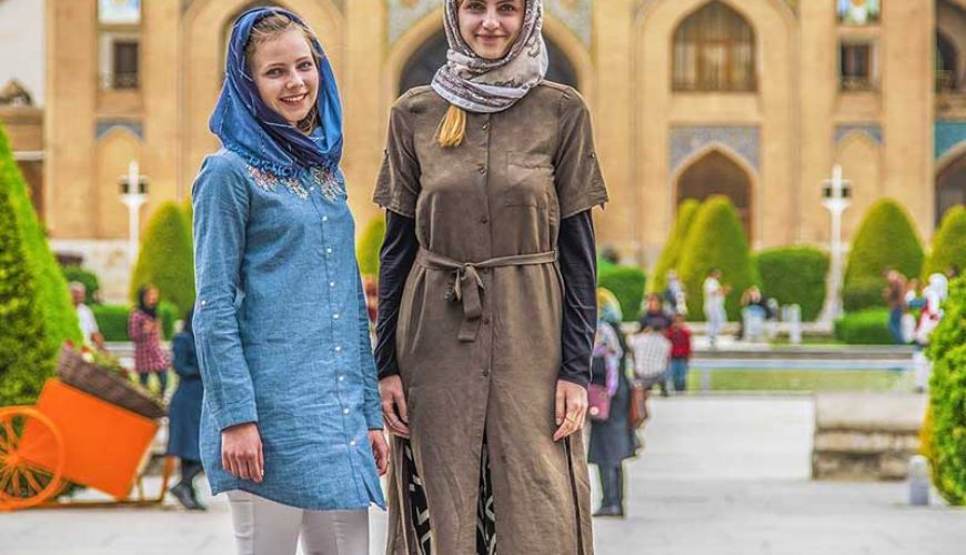 Is it safe to travel alone as a Girl - TAP Persia