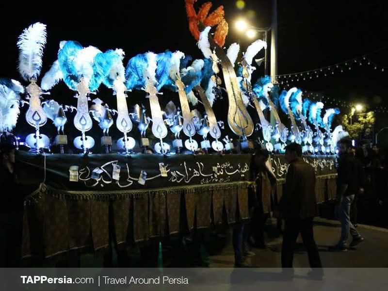 Muharam Ashura | Iran Religious Event
