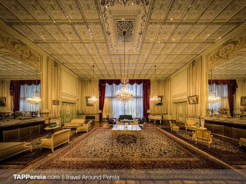Niavaran Palace - Tehran