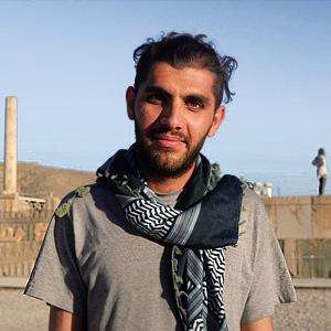 Peyman Soudmand -Mrpersepolis - TAPPersia