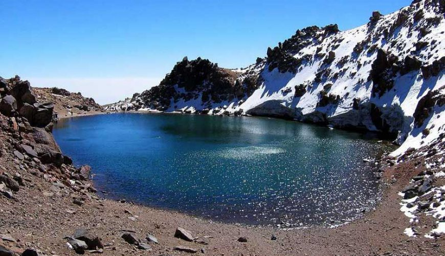 Sabalan Mountain - Tabriz