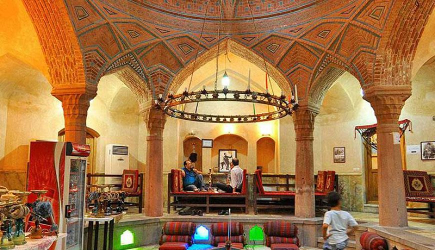 Nobar Bath - Shahriar Traditional Restaurant and Cafe - Tabriz
