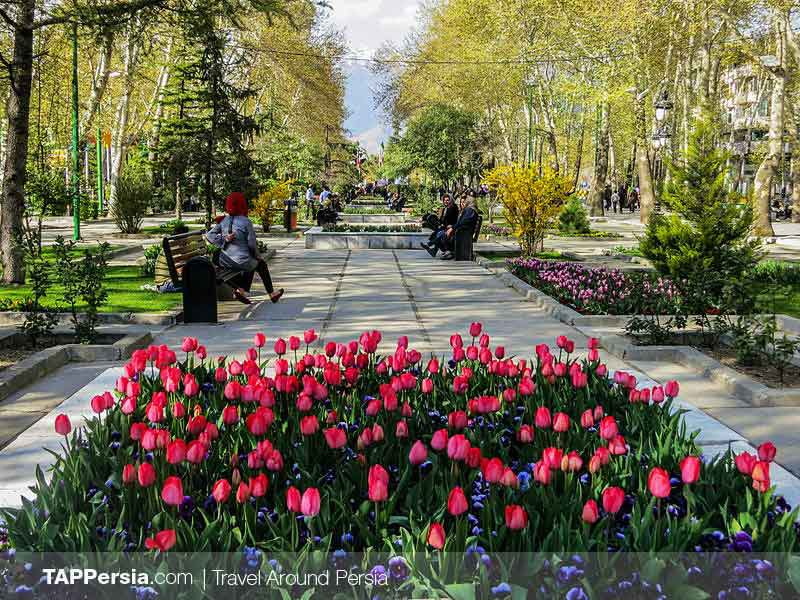 Iran ACTIVITIES | Spring in Iran
