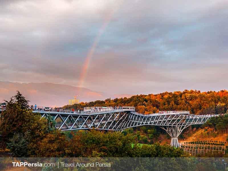 The Nature Bridge - Tehran