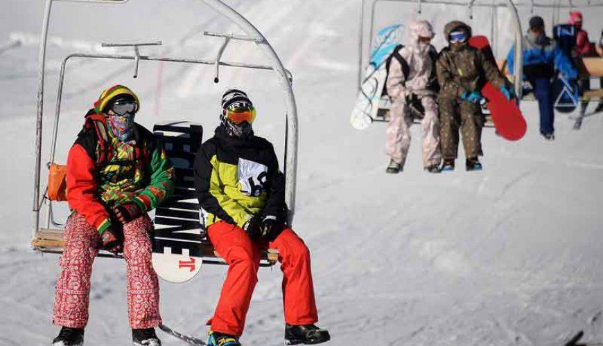 Iran ACTIVITIES | Winter in Iran