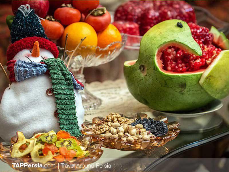 Yalda Festival - Iran Event | TAP Persia