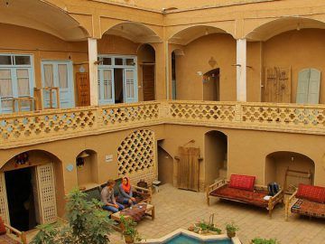 online Booking Noghli Traditional Touristic Residency - Kashan - Budget Travel To Iran | TAP Persia