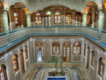 Online Booking Fazeli Hotel - Yazd - Budget Travel To Iran | TAP Persia
