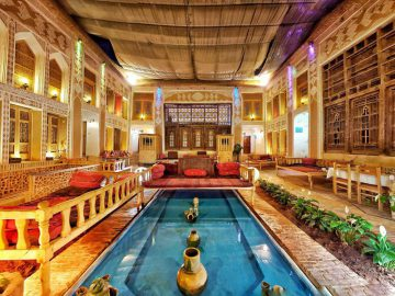Online Booking Mehr Traditional Hotel - Yazd - Budget Travel To Iran | TAP Persia