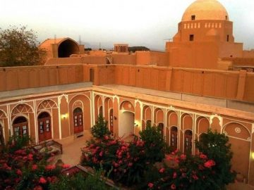 Online Booking Kohan Traditional Hotel - Yazd - Budget Travel To Iran | TAP Persia