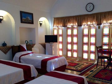 Online Booking Sharbaf Hotel - Yazd - Budget Travel To Iran | TAP Persia