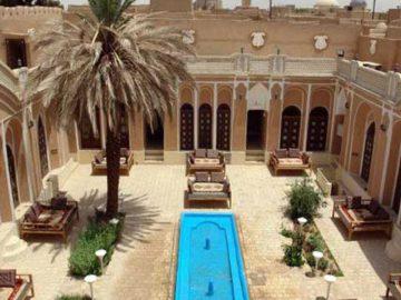 Online Booking Adibolmamalek Traditional Hotel - Yazd - Budget Travel To Iran | TAP Persia