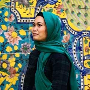 Dina Malyana - TAP Persia