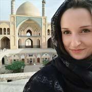 Eleonora Oldrini - TAP Persia
