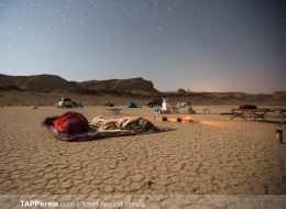 Solitude in the Iran Central Desert - TAP Persia