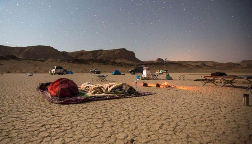 Solitude in the Iran Central Desert - TAP Persia