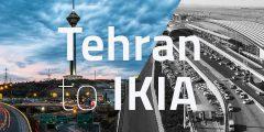 Tehran to Imam Khomeini Airport - TAP Persia