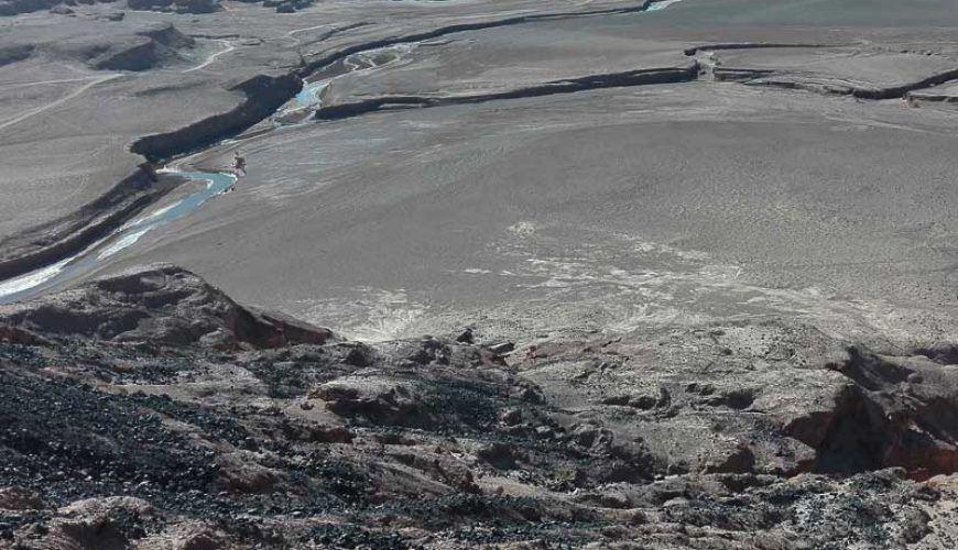 Off-road Lut Desert - TAP Persia