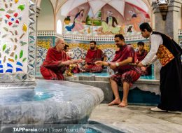 Persian Hamam - Isfahan - TAP Persia