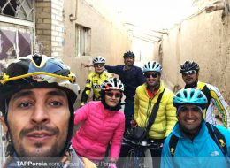 Yazd Bicycle Tour - TAP Persia