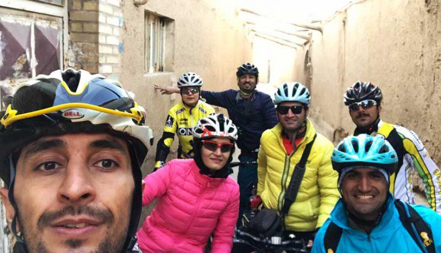 Yazd Bicycle Tour - TAP Persia