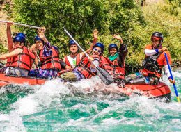 Isfahan Rafting Tour
