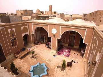 Online Booking Negaar Varzaneh Traditional Guest House - Isfahan - Travel to Iran | Tap Persia