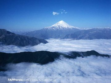Damavand Mountain - TAP Persia