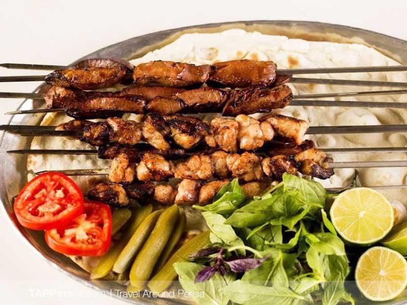 Lamb's Liver (Jigar) - TAP Persia