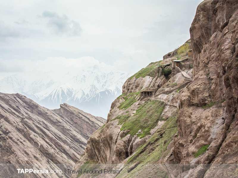 Alamut Castle - Qazvin -TAP Persia