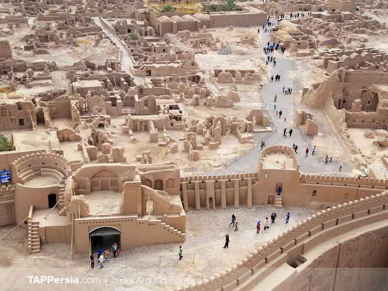 Arg-e Bam - Kerman - TAP Persia