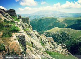 Babak Castle - Tabriz - TAP Persia