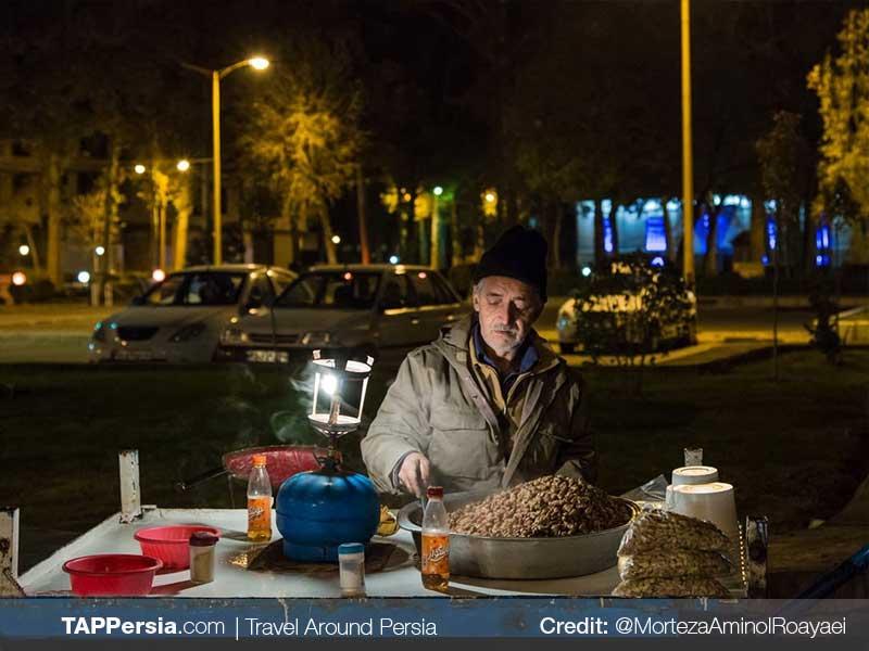 Baghali Iran TAP Persia