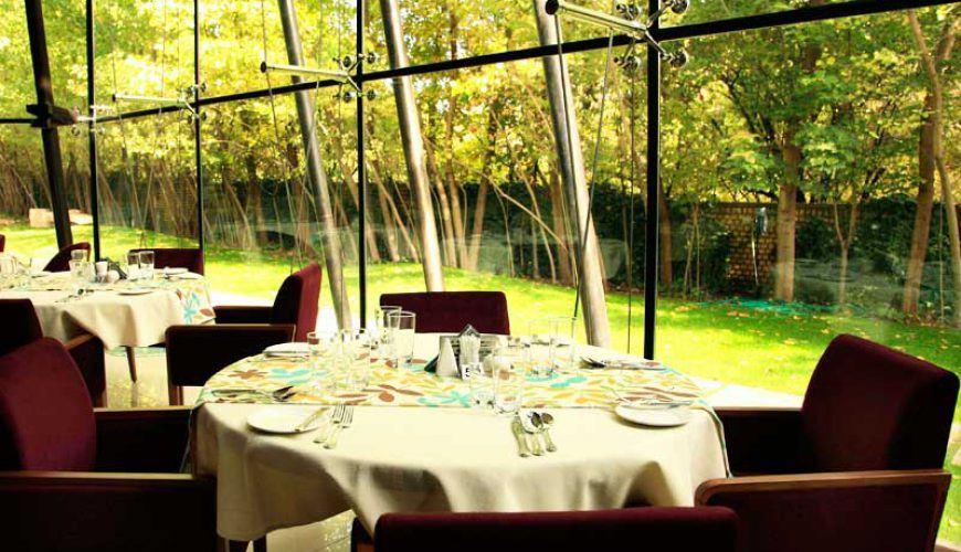 Baghe Raz Restaurant -Shiraz -TAP Persia