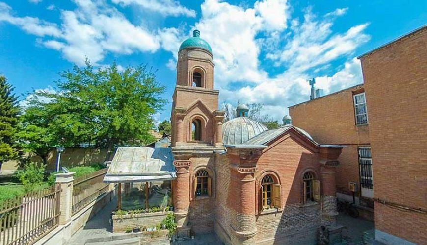 Cantor-Church - Qazvin -TAP Persia