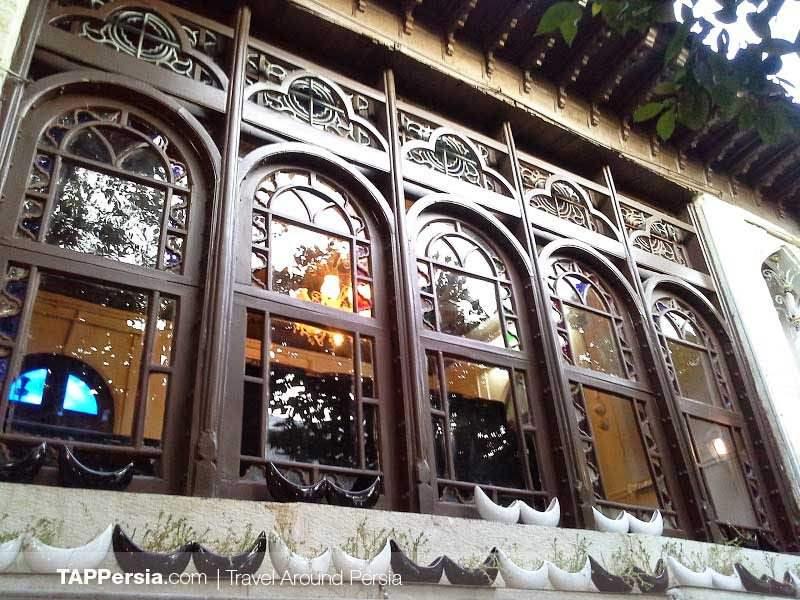 Dash Akol Restaurant -Shiraz - TAP Persia