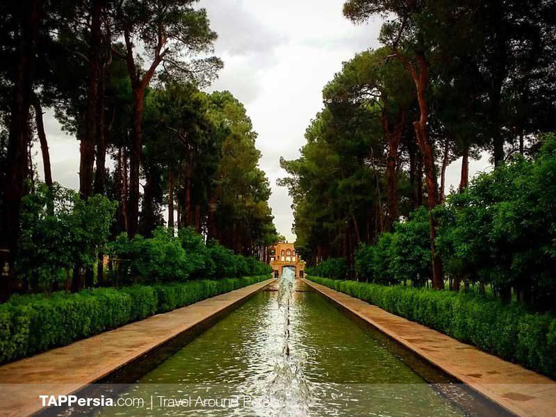 Dolatabad Garden - Yazd - TAP Persia