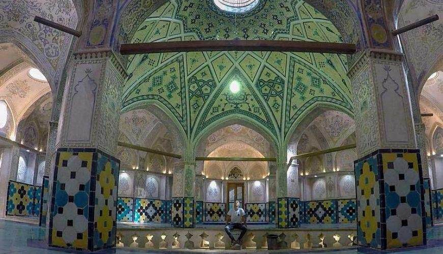 Hammam Khan-Kashan Places to Eat-TAP Persia