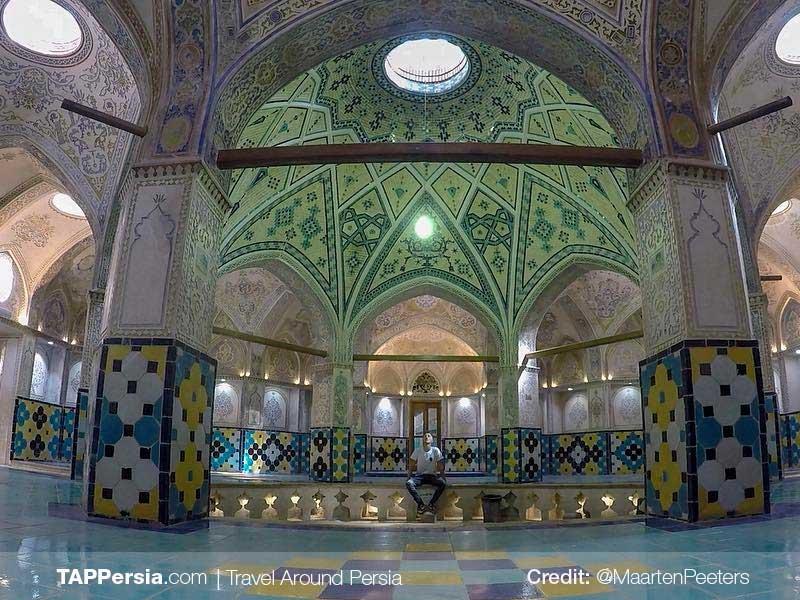 Hammam Khan-Kashan Places to Eat-TAP Persia