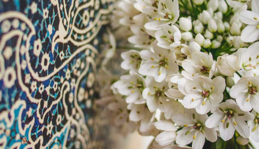 Iran Flowers Culture - TAP Persia