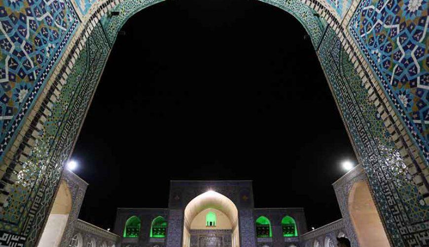 Jameh Mosque - Kerman - TAP Persia