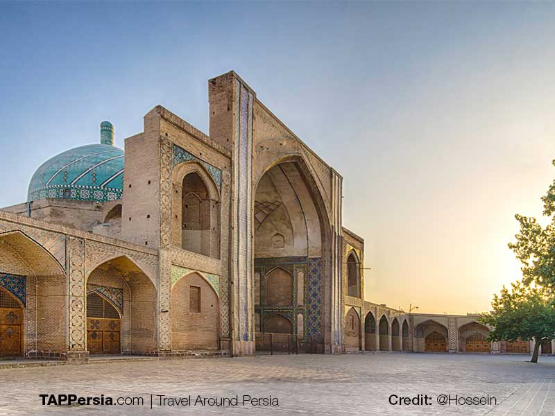 Travel Around Persia |  Plan Your Budget Trip to Iran
