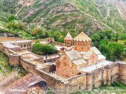 Jolfa - Aras River Side -St Stephanous - TAP Persia