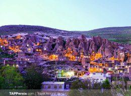 Kandovan Rocky Village -TAP Persia