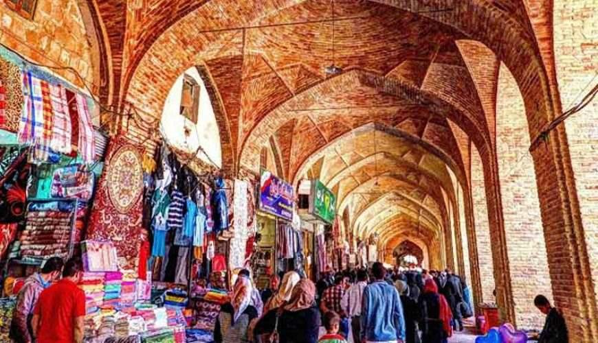 Kerman Bazaar - TAP Persia