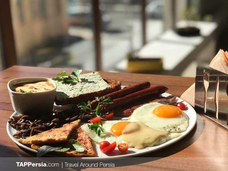 Kipo Restaurant - Kerman - TAP Persia
