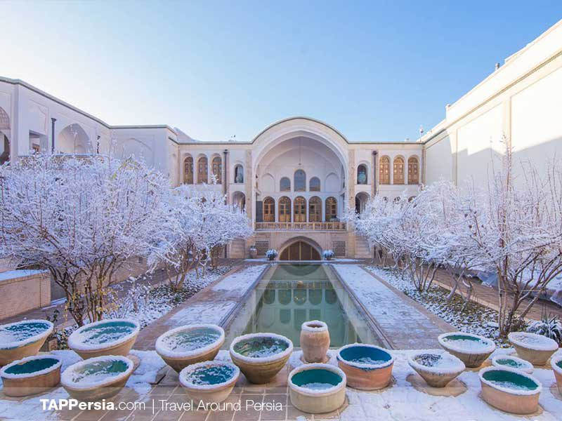 Manouchehri House Iran TAP Persia