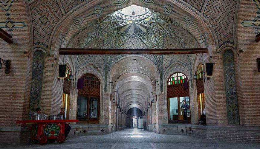 Sa'd al - Saltaneh Caravanserai - Qazvin - TAP Persia